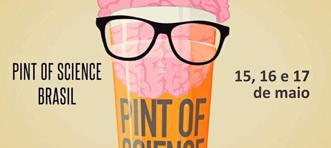 Pint of Science reúne pessoas para falar de ciência de um jeito divertido