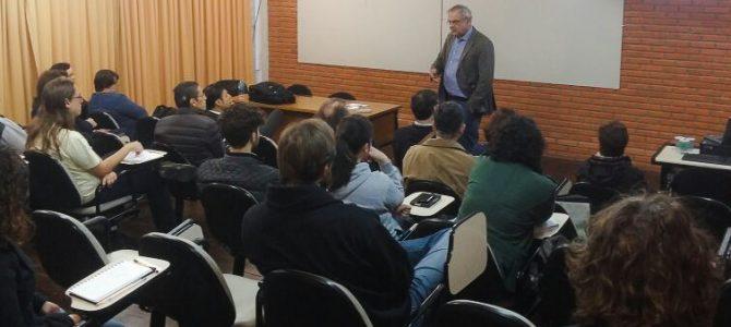 Primeiro evento de transdisciplinaridade encerra com sucesso
