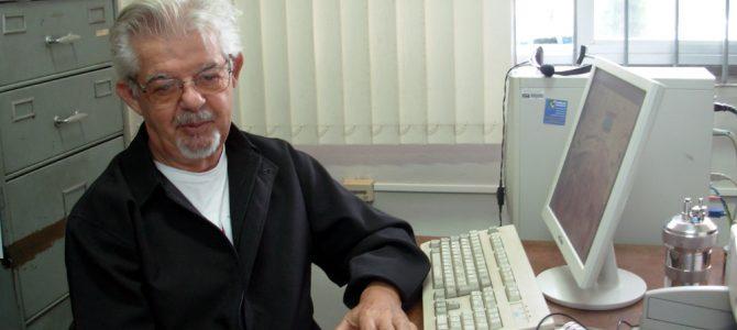 Professor Antonio Mangrich, do Departamento de Química, eleito membro titular da Academia Brasileira de Ciências