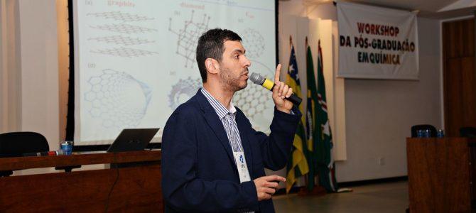 Professor Aldo Zarbin, do Departamento de Química, recebe título de Fellow da Royal Society of Chemistry