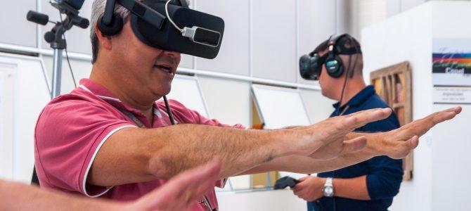Projeto de Realidade Virtual apresenta resultados parciais na Copel