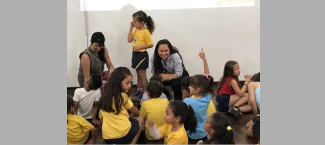 Mulheres pela Ciências Exatas: na Ciência da Computação Michele Nogueira Lima quer aplicar o conhecimento dentro e fora da universidade