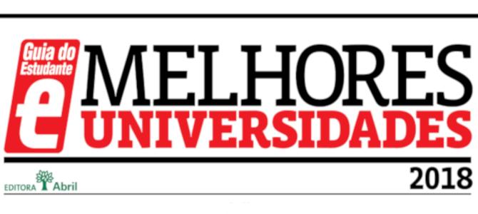 """Setor de Ciências Exatas tem quatro cursos avaliados como """"excelente"""" pelo Guia do Estudante"""