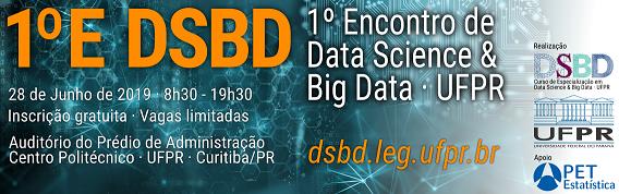 I ENCONTRO DE DATA SCIENCE & BIG DATA UFPR