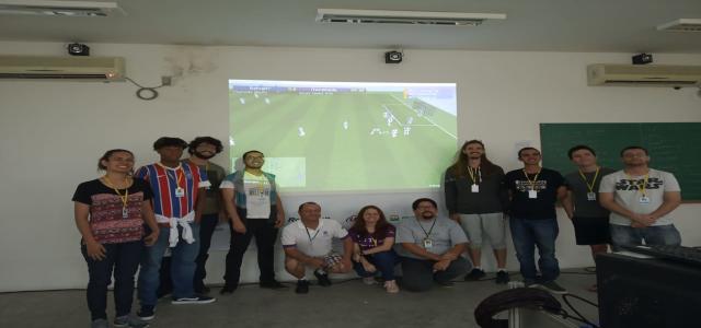 Equipe da UFPR ganha o terceiro lugar em categoria da Competição Brasileira de Robótica